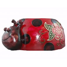 Ladybug Bowl, Decorative Pot