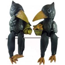 Crow Edge Sitters