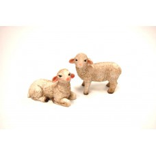 Mini Twin Sheep (8/Set)