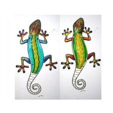 Gecko Wall Art