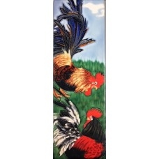 Roosters Tile