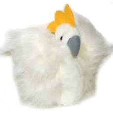 Hand Puppet, Cockatoo